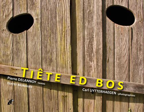 """Couverture """"Tiête ed bos"""""""