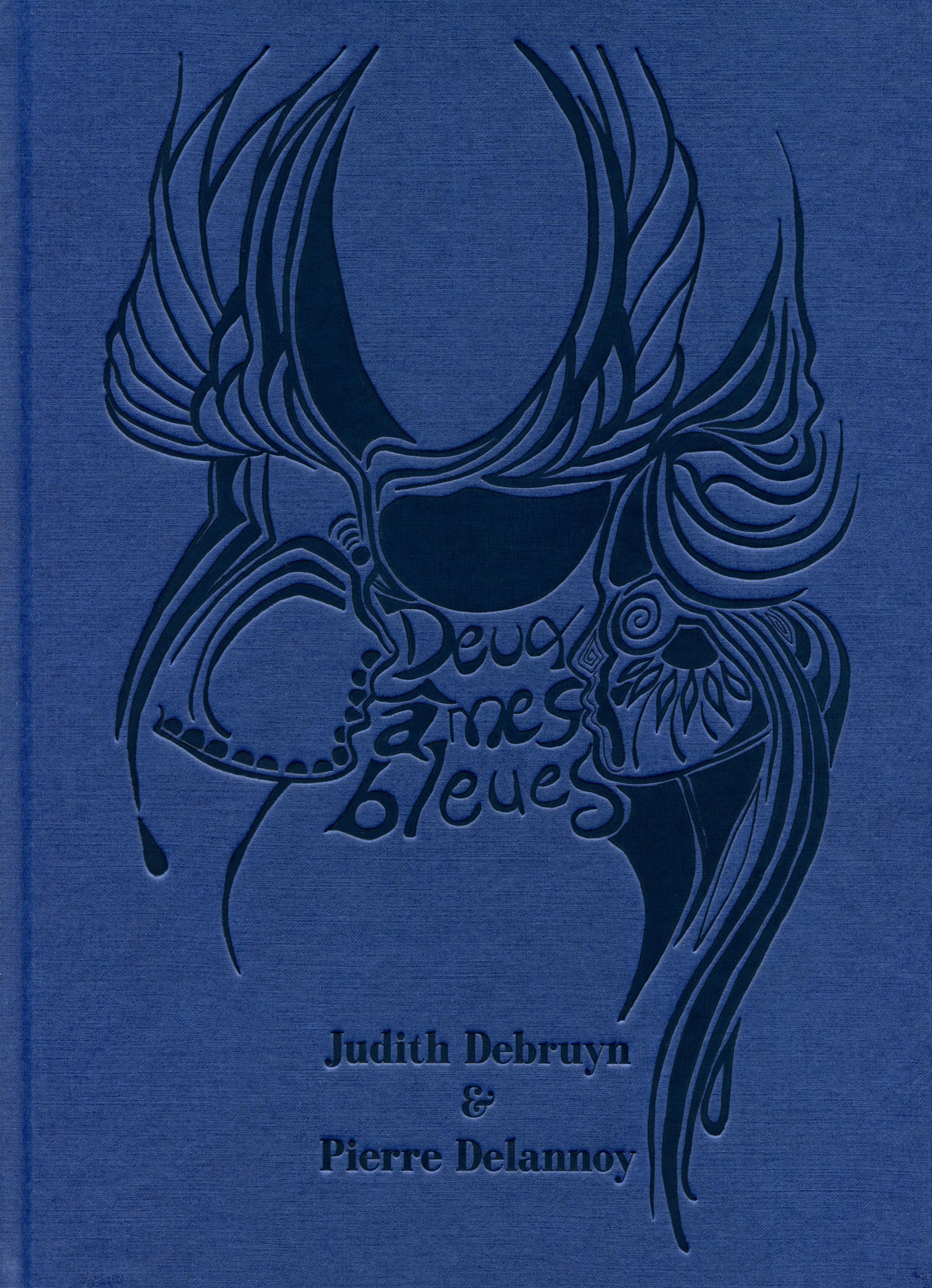 couv deux âmes bleues
