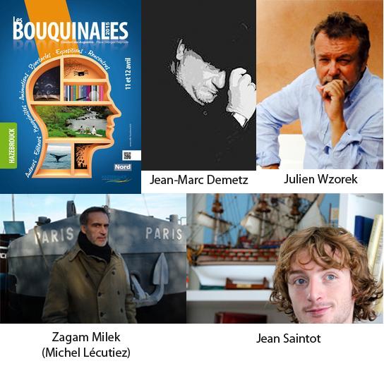 auteurs Bouquinales
